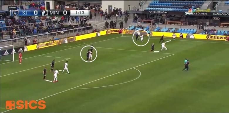 1 vs 1 esterno